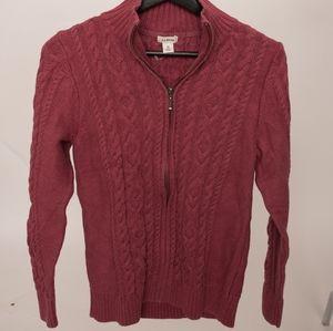 LL Bean sweater women's size Medium